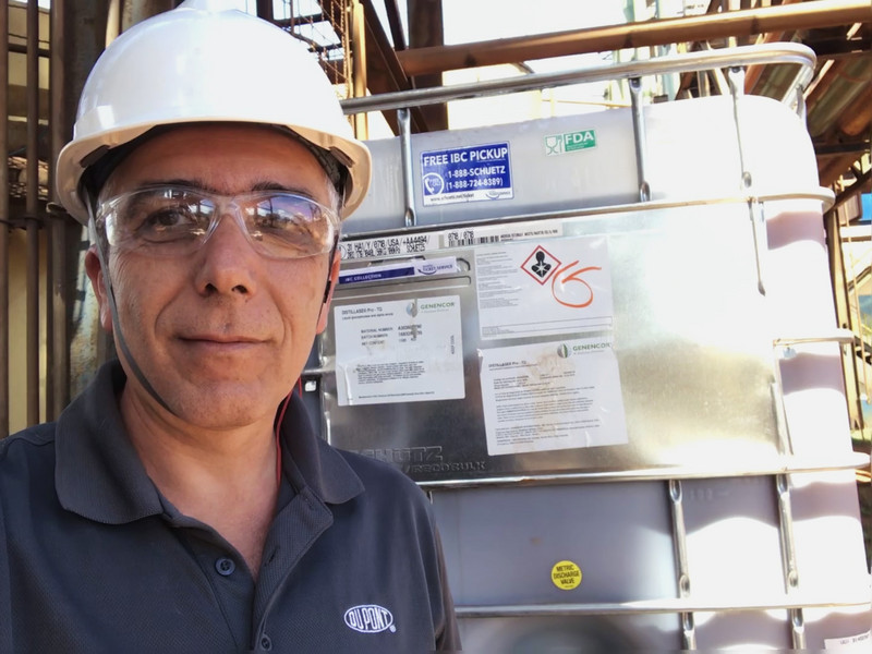 XCELIS™ CHAMPION: Eder Bordin, Technical Service Manager – Latin America
